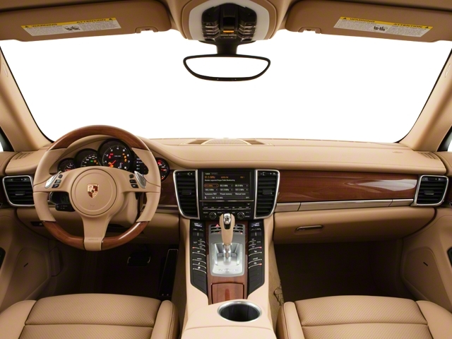 2010 Porsche Panamera 4dr Hatchback Turbo - 18592511 - 6