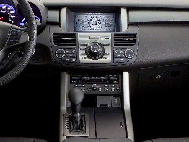 2011 Acura RDX AWD 4dr Tech Pkg - 17209932 - 10