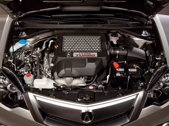 2011 Acura RDX AWD 4dr Tech Pkg - 17209932 - 13