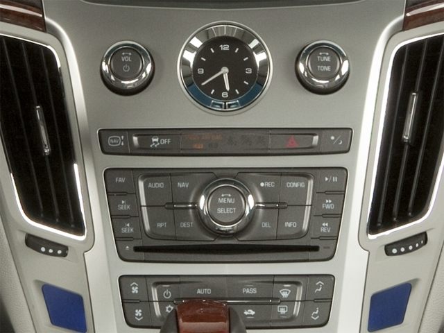 2011 Cadillac CTS Sedan 4dr Sedan 3.0L Luxury AWD - 17381908 - 9