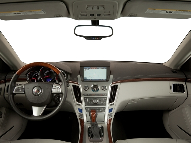 2011 Cadillac CTS Sedan 4dr Sedan 3.0L Luxury AWD - 17381908 - 6