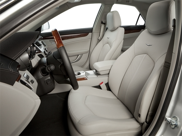 2011 Cadillac CTS Sedan 4dr Sedan 3.0L Luxury AWD - 17381908 - 7