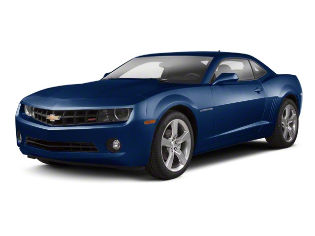2011 Used Chevrolet Camaro 2dr Cpe 1lt At Webe Autos
