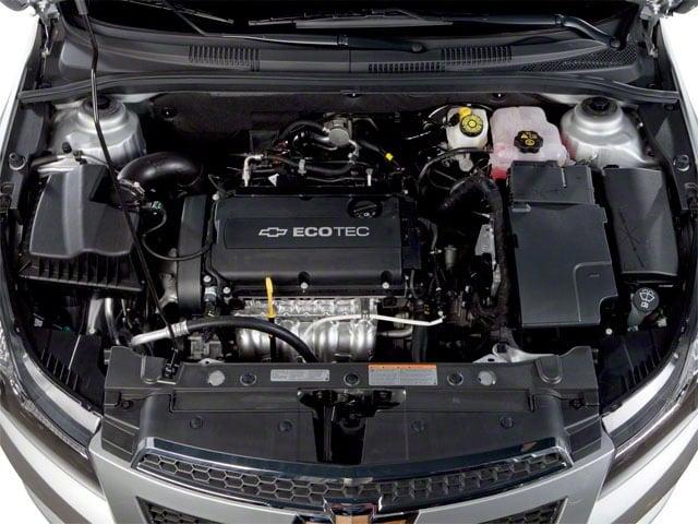 2011 Chevrolet CRUZE 4dr Sedan LT w/1LT - 18290719 - 13