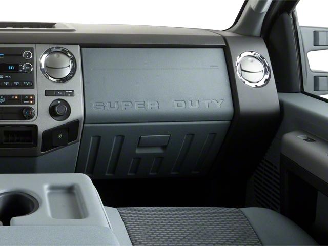 2011 Used Ford Super Duty F-350 SRW XLT 4WD SuperCab w/ 8\' Fisher ...