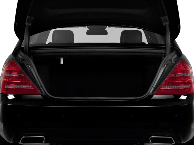 2011 Mercedes-Benz S-Class S 550 4dr Sedan S550 4MATIC - 17856166 - 12