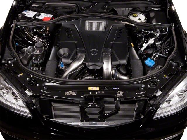 2011 Mercedes-Benz S-Class S 550 4dr Sedan S550 4MATIC - 17856166 - 13