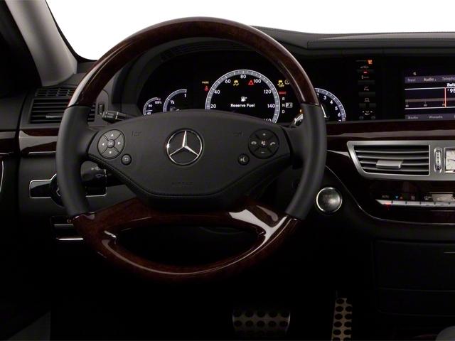 2011 Mercedes-Benz S-Class S 550 4dr Sedan S550 4MATIC - 17856166 - 5