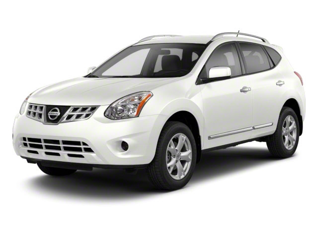2011 Nissan Rogue AWD S - 17375902 - 1
