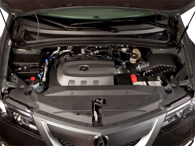 2012 Acura MDX 3.7L Advance Package - 18919967 - 13