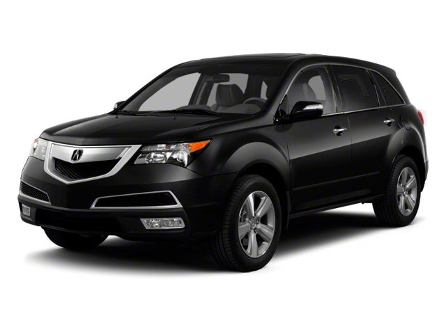 2012 Acura MDX 3.7L Advance Package - 18919967 - 1