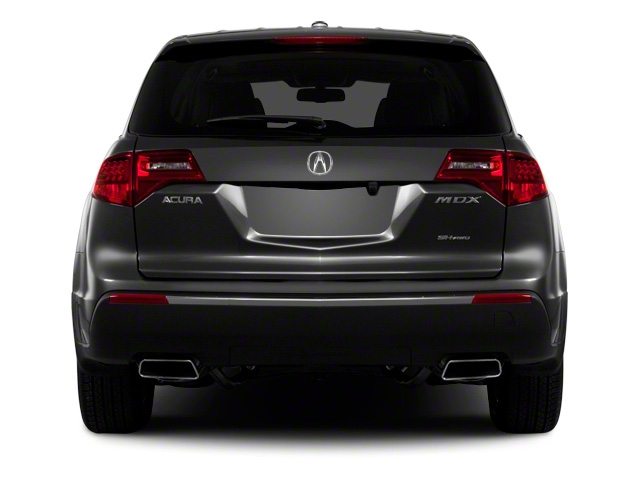 2012 Acura MDX 3.7L Advance Package - 18919967 - 4