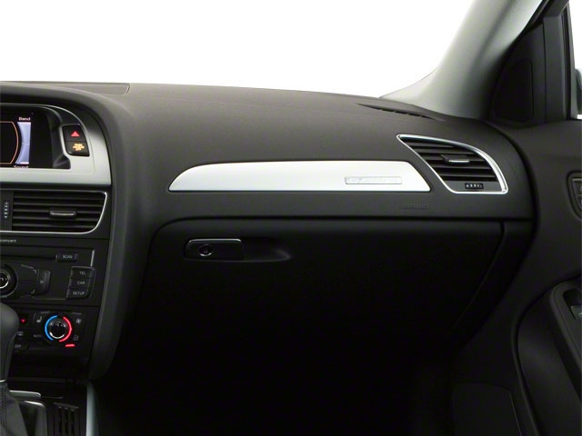 2012 Audi A4 Interior