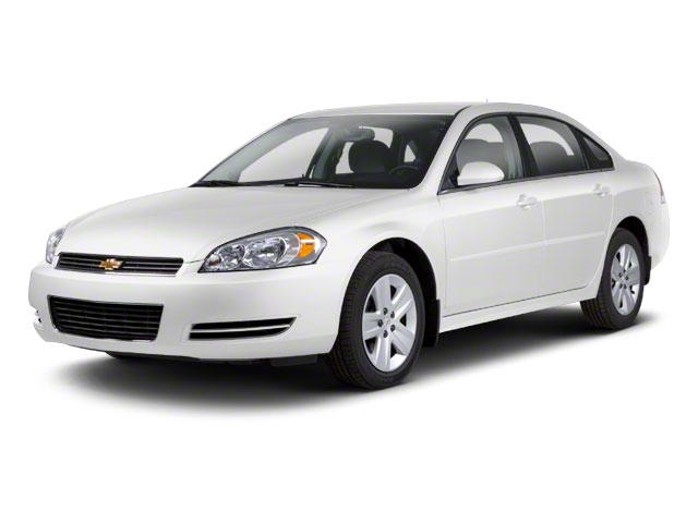 2012 Chevrolet Impala LT - 18584283 - 1
