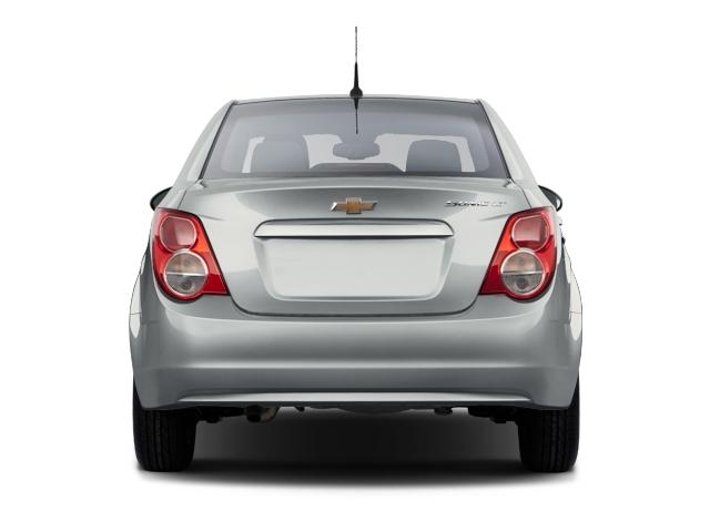 2012 Chevrolet Sonic 4dr Sedan LT 2LT - 18626060 - 4