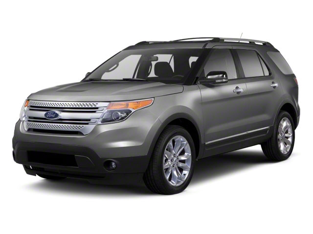 2012 Ford Explorer Limited 4WD - 18059941 - 1