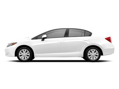 2012 Honda Civic Sedan - 19XFB2F59CE330203