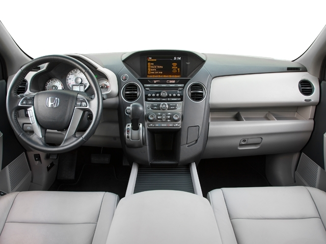 2012 Honda Pilot 2WD 4dr Touring w/RES & Navi - 18607493 - 3