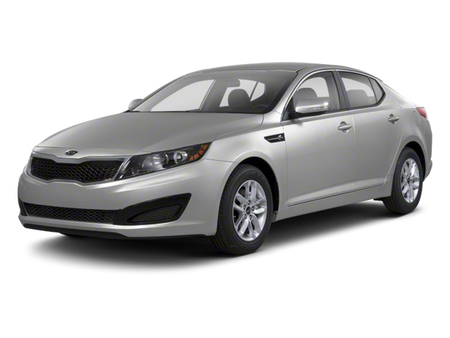 2012 Kia Optima 4dr Sedan 2.4L Automatic EX - 19024023 - 1