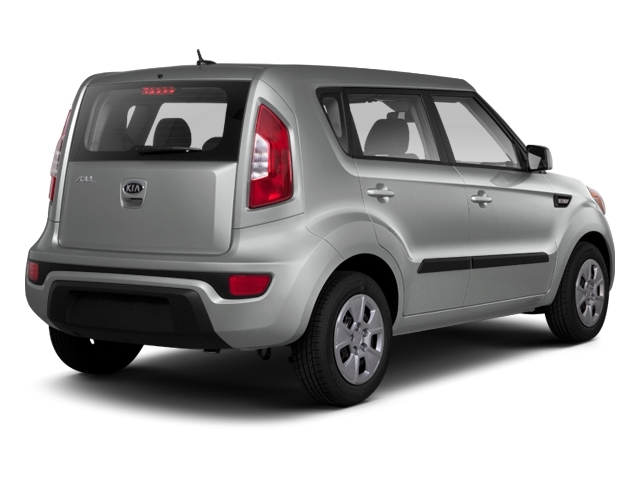 2012 Kia Soul 5dr Wagon Automatic - 18586304 - 2