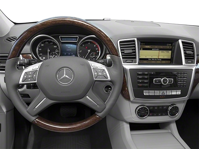 2012 Mercedes-Benz M-Class 4MATIC 4dr ML 350 BlueTEC - 17613940 - 5