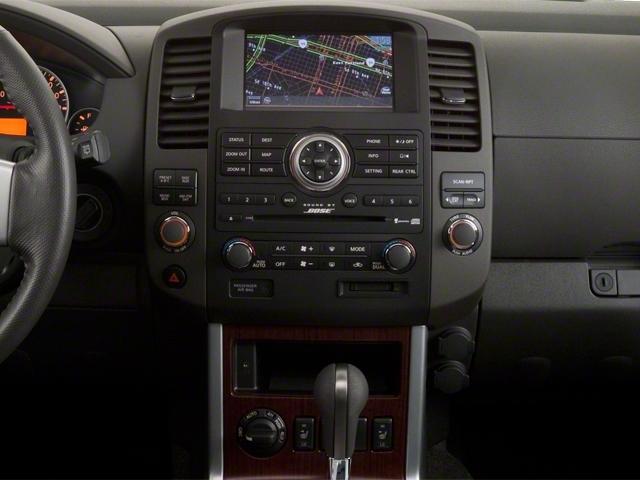 2012 Nissan Pathfinder 4WD 4dr V6 Silver Edition - 17111509 - 10
