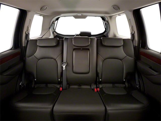 2012 Nissan Pathfinder 4WD 4dr V6 Silver Edition - 17111509 - 14