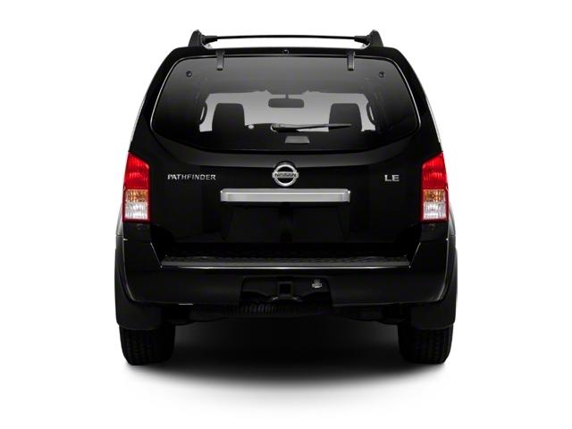 2012 Nissan Pathfinder 4WD 4dr V6 Silver Edition - 17111509 - 4