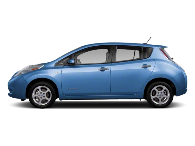 2012 Used Nissan Leaf 4dr Hatchback Sl At Bmw Of