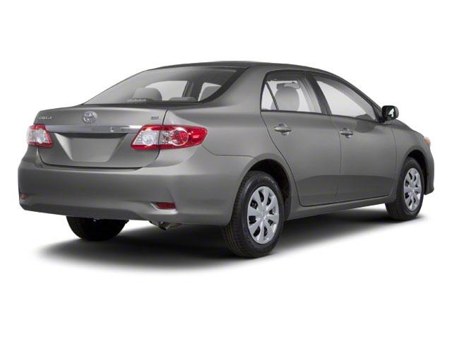 2012 Used Toyota Corolla 4dr Sedan Automatic Le At Hudson