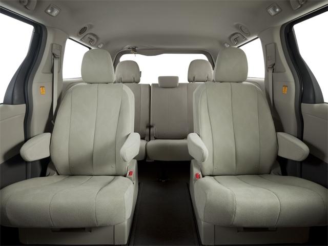 2012 Toyota Sienna 5dr 7-Passenger Van V6 XLE AWD - 18575880 - 14
