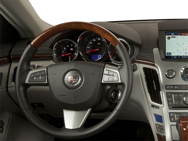2013 Cadillac CTS Sedan 4dr Sedan 3.0L Luxury AWD - 18566068 - 5