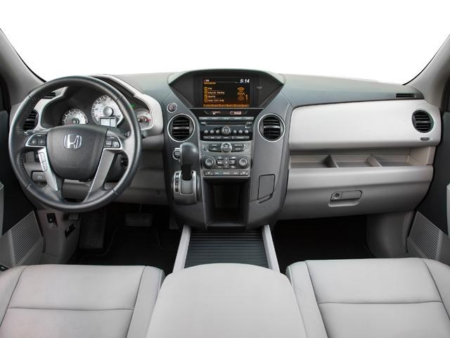 2013 Honda Pilot 4WD 4dr EX - 17111515 - 3