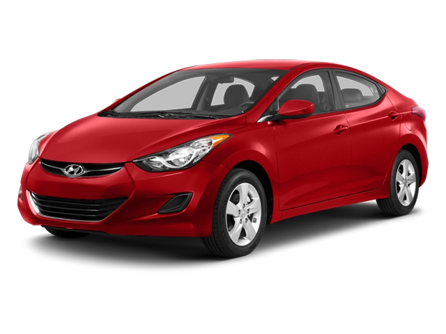2013 Hyundai Elantra 4dr Sedan Automatic GLS - 18595727 - 1