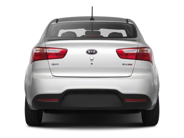 2013 Kia Rio 4dr Sedan Automatic LX - 18489635 - 4