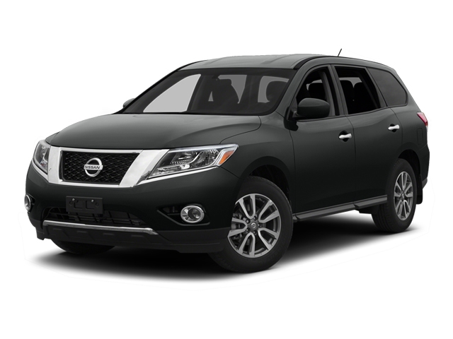 2013 Used Nissan Pathfinder 4wd 4dr Sv At Hudson Nissan
