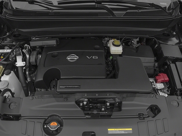 2013 Nissan Pathfinder Platinum 4WD Tech Pkg - 18424159 - 12