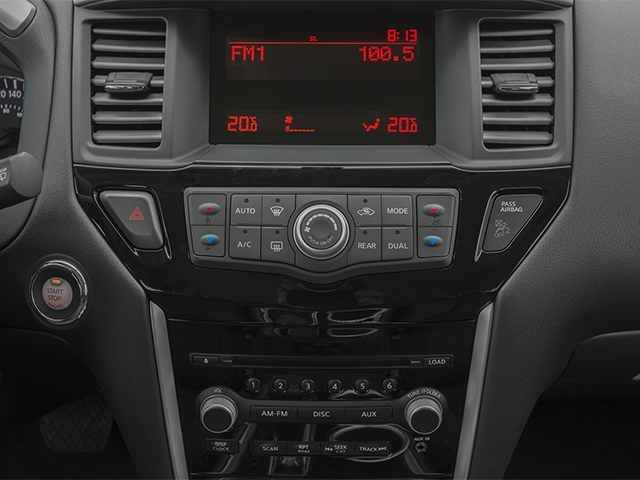 2013 Nissan Pathfinder Platinum 4WD Tech Pkg - 18424159 - 8