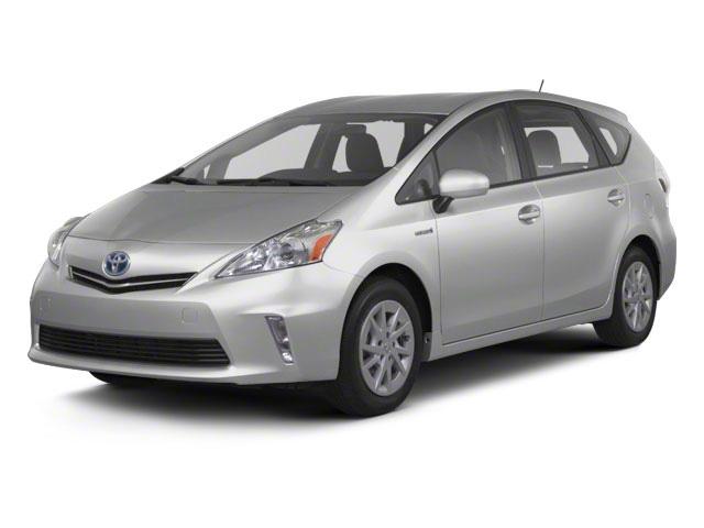 2013 Toyota Prius v 5dr Wagon Two - 18609113 - 1