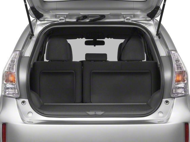 2013 Toyota Prius v 5dr Wagon Two - 18609113 - 12