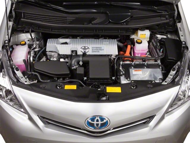 2013 Toyota Prius v 5dr Wagon Two - 18609113 - 13