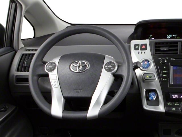 2013 Toyota Prius v 5dr Wagon Two - 18609113 - 5