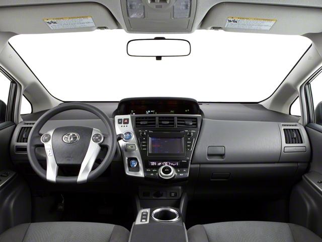 2013 Toyota Prius v 5dr Wagon Two - 18609113 - 6