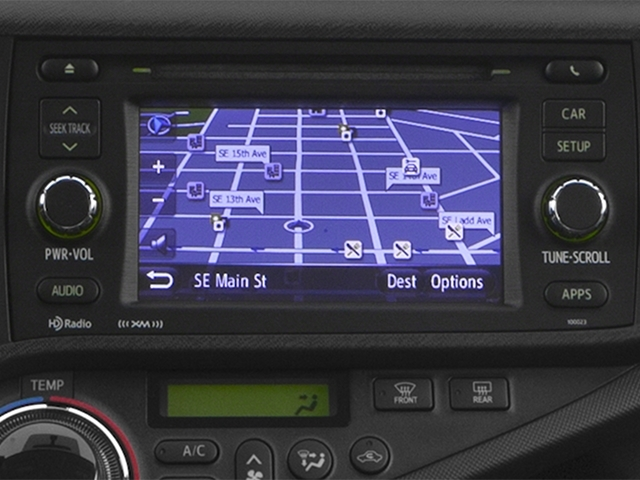 2013 Toyota Prius c 5dr Hatchback Three - 18602500 - 19
