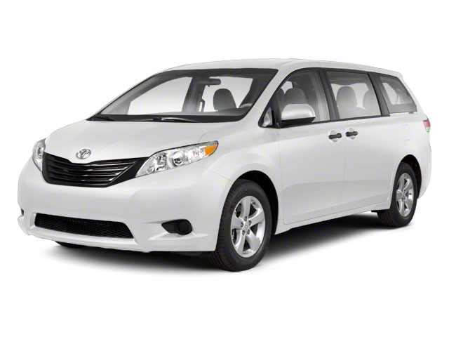 2013 Toyota Sienna LE - 17324559 - 1
