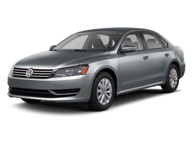 2013 Volkswagen Passat 2.5L SE w/ Leather - 17875354 - 1