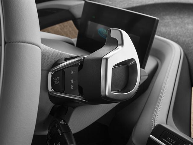 2014 BMW i3 Hatchback w/Range Extender - 17225771 - 9