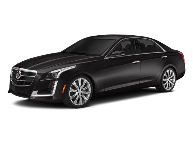 2014 Cadillac CTS Sedan 4dr Sedan 2.0L Turbo AWD - 17214099 - 1