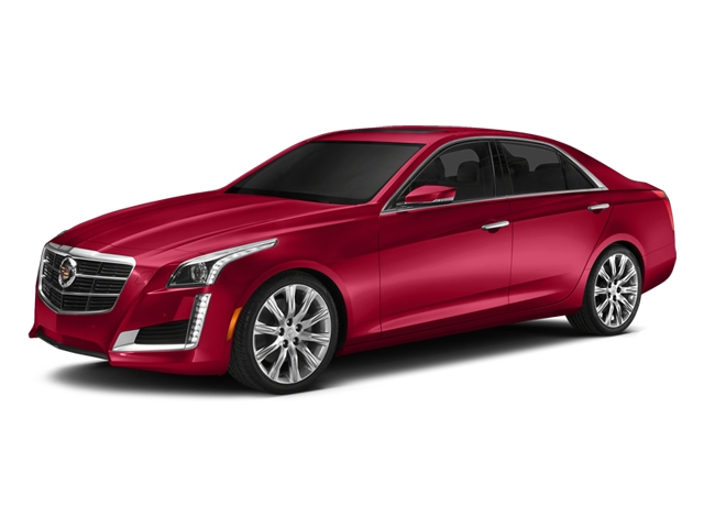 2014 Cadillac CTS Sedan 4dr Sedan 3.6L Performance AWD - 16849838 - 1