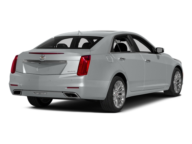 2014 Cadillac CTS Sedan 4dr Sedan 2.0L Turbo Luxury AWD - 17071496 - 2